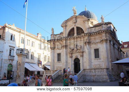 Church Of St. Blaise, Dubrovnik