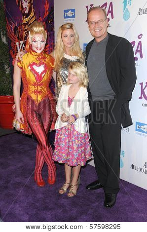Camille Grammer and Kelsey Grammer at Cirque Du Soleil's 'Kooza' Opening Night Gala. Santa Monica Pier, Santa Monica, CA. 10-16-09