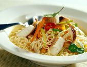 stock photo of chinese food  - chinese food - JPG