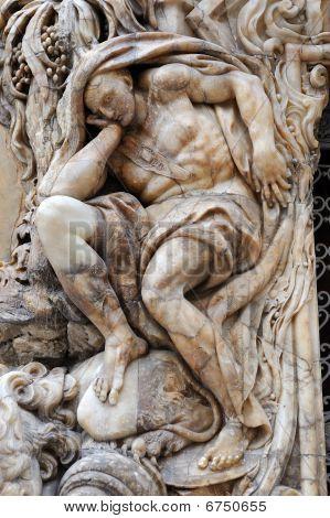 Human Figure Marble