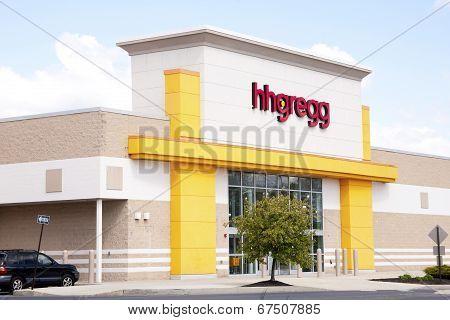 HH Gregg