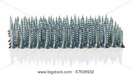 Beautifully put screws