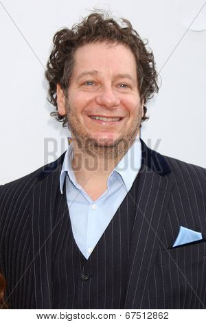 LOS ANGELES - JUN 26:  Jeff Ross at the 40th Saturn Awards at the The Castaways on June 26, 2014 in Burbank, CA
