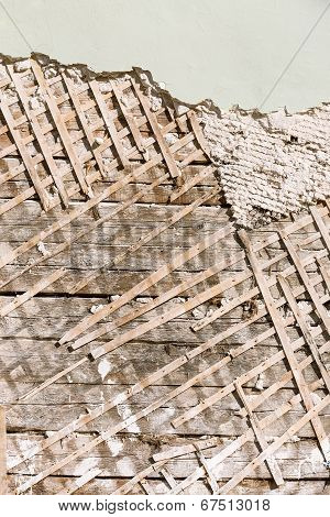 Lath And Plaster  Background