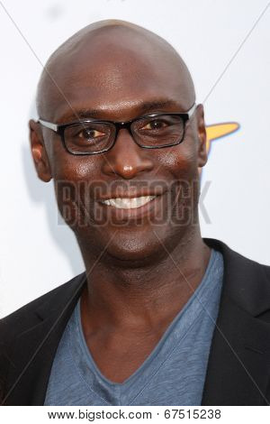 LOS ANGELES - JUN 26:  Lance Reddick at the 40th Saturn Awards at the The Castaways on June 26, 2014 in Burbank, CA