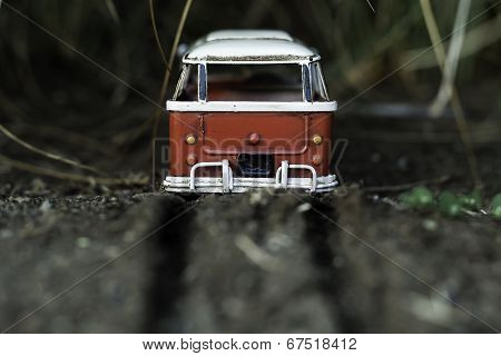 Van Into The Forest