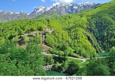 Centovalli,Ticino Canton,Switzerland