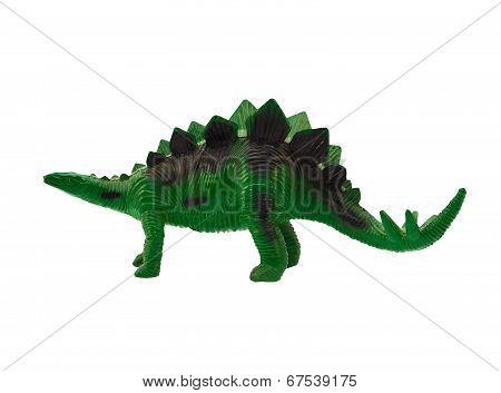 Stegosaurus profile