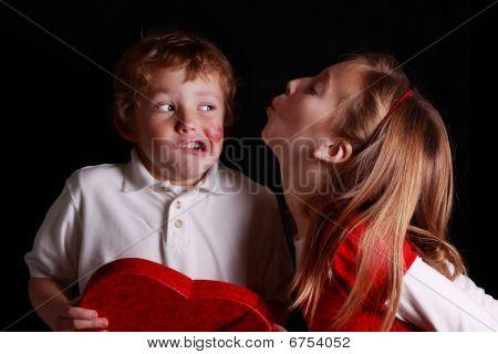 Valentine kiss 2