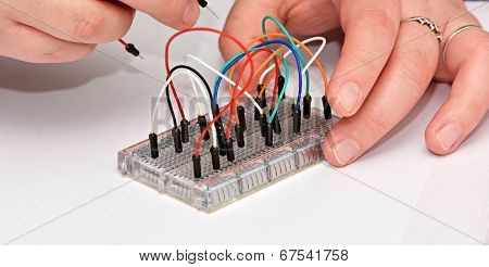 Breadboard Jumper Cable Wires