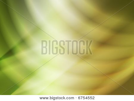 Abstract Composition Melon