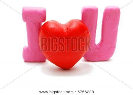 I Love You (single Standing)