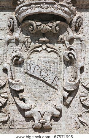 Roman Imperial Symbol