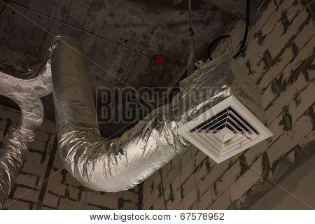 Ventilate Air