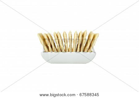 Soda Crackers and Porcelain