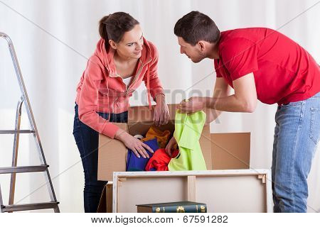 Marriage Preparing To Removal