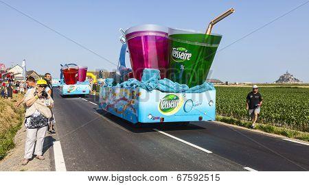 Teisseire Trucks