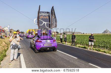 Vision Plus Vehicle