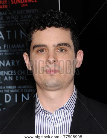 LOS ANGELES - OCT 06:  Damien Chazelle arrives to the