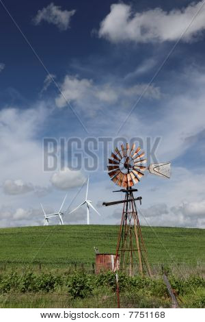New Windmills For Old - Wind Turbines