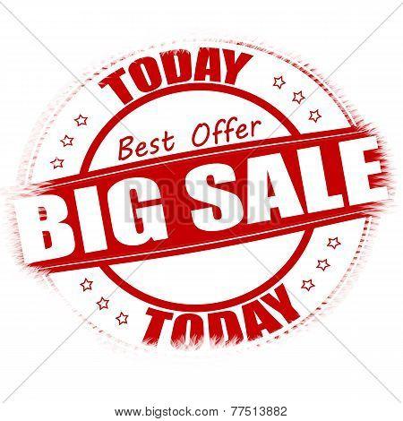 Big Sale Today
