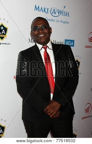 LOS ANGELES - DEC 3:  Randy Jackson at the Make-A-Wish Foundation at the Beverly Wilshire Hotel on December 3, 2014 in Beverly Hills, CA