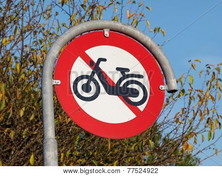 Prohibitory Traffic Sign
