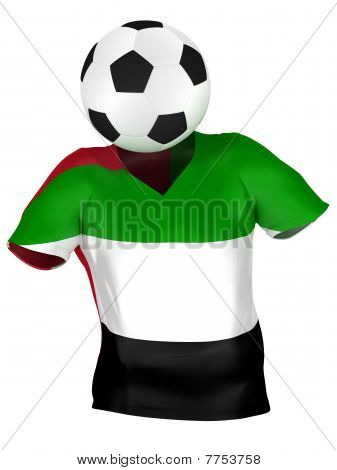 National Soccer Team Of United Arab Emirates | All Teams Collection |
