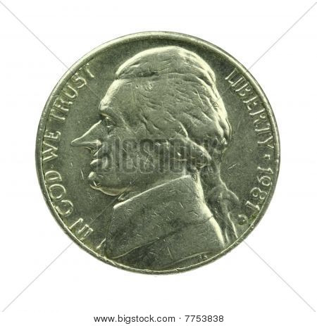 Big Nose Coin