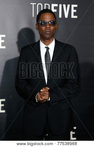 NEW YORK-DEC 3: Comedian/actor Chris Rock attends the