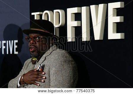 NEW YORK-DEC 3: Comedian/actor Cedric the Entertainer attends the