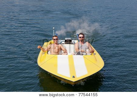 Speedboat Fun