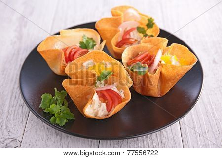 finger food, buffet food