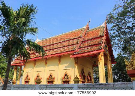 Temple at wat nongangthong