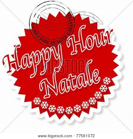 Happy Hour Natale