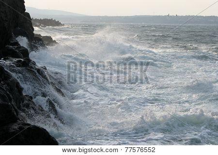evening surf - 6