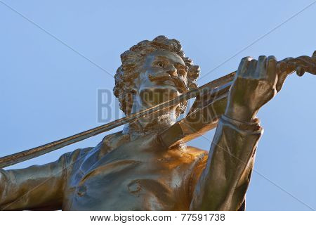 Johann Strauss Monument