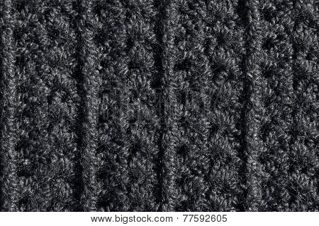 Knitted Texture Background
