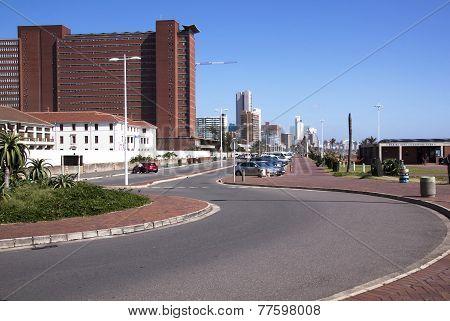 Addington Childrens' Hospital And Nurses Quarters On Durban's Golden Mile