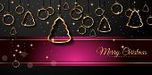 image of christmas party  - 2015 New Year and Happy Christmas background for your flyers - JPG