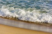 picture of ipanema  - Onda na beira da praia em Ipanema - JPG
