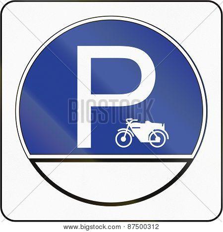 Motorcycle Parking In Brunei