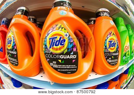 Tide Color Guard Laundry Detergent