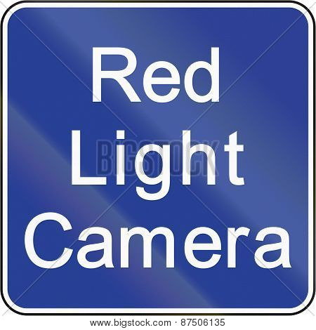 Red Light Camera In Brunei