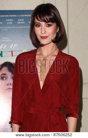 LOS ANGELES - FEB 8:  Mary Elizabeth Winstead at the