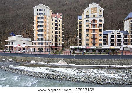 Valset Apartments.