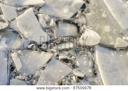 Ice broken