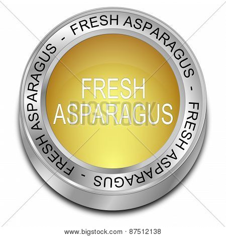 fresh asparagus button