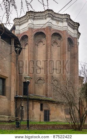 Basilica Of San Domenico, Bologna, Italy