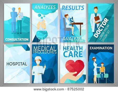 Flyer Medicine Set